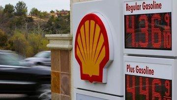 Shell'in ilk çeyrek karı tahminleri aştı