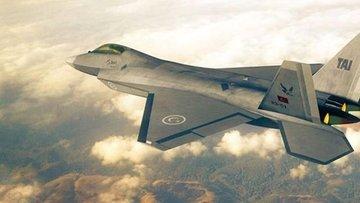 Milli savaş uçağı için imzalar atıldı