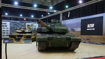 ALTAY tankının 18 ay sonra hattan çıkması bekleniyor