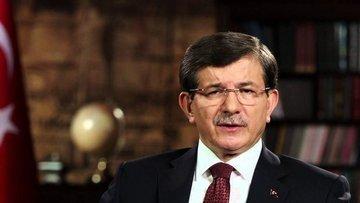 Ahmet Davutoğlu 14:00'da basın toplantısı düzenleyecek
