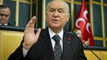Bahçeli: Abdullah Gül'ün ikazlara uyması lazım