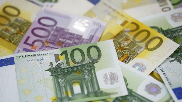 Euro doların yükselişe devam etmesiyle geriledi
