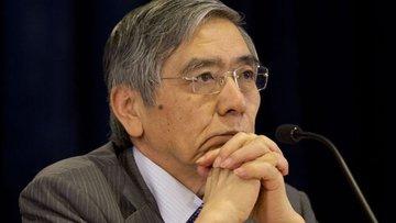 """BOJ/Kuroda: BOJ'un """"enflasyon hedefi zamanlaması"""" görüşün..."""