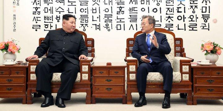 Kore zirvesinde tarihi karar: Bundan böyle savaş olmayacak