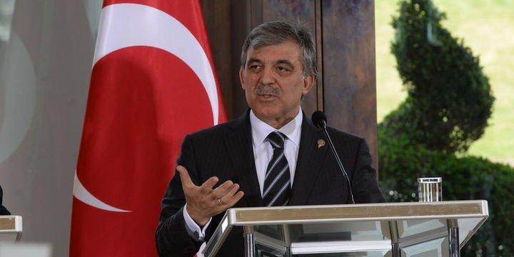 Abdullah Gül: Yarın düşüncelerimi detaylı anlatacağım