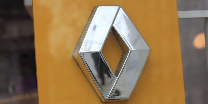 Renault ilk çeyrekte 13,2 milyar euro ciro elde etti