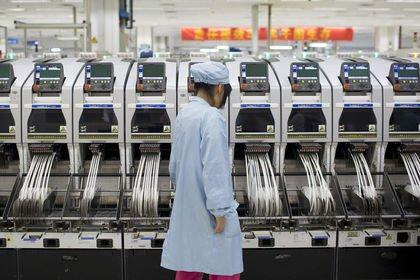 Çin'de imalat PMI'sı Nisan'da hafif geriledi