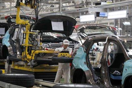 Çin bileşik PMI'sı Nisan'da yükseldi