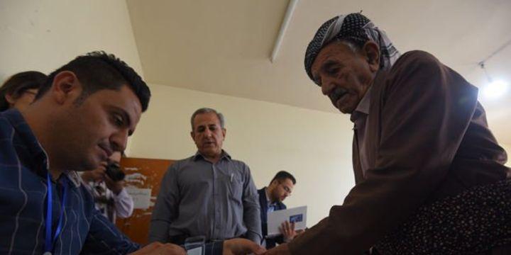Irak seçimlerinde hile iddiaları