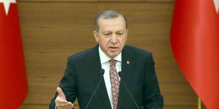 Erdoğan: S-400