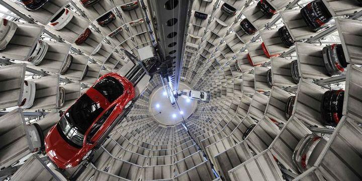 Avrupa otomobil pazarı 4 ayda yüzde 2,6 büyüdü