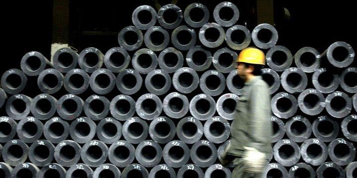 Demir-çelikte ABD