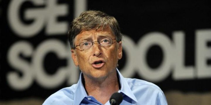 Bill Gates, Trump