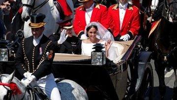 Kraliyet düğününün ekonomiye katkısı maliyetinin 33 katı