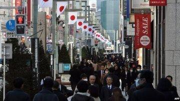 Japonya'da ihracat Nisan'da yükseldi