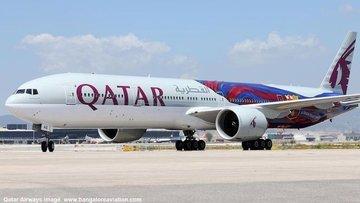 Katar'dan Avrupa'ya uçuş koridoru 2'ye düştü, AB ile görü...