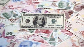 Dolar/TL 4.59'u, euro/TL 5.40'ı aştı