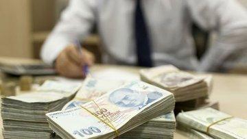 Merkezi yönetim borç stoğu Nisan'da 921,1 milyar TL oldu