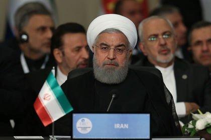 Ruhani: ABD'nin dünya hakkında karar almasını k...