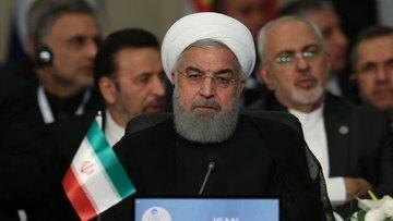 Ruhani: ABD'nin dünya hakkında karar almasını kabul etmiy...