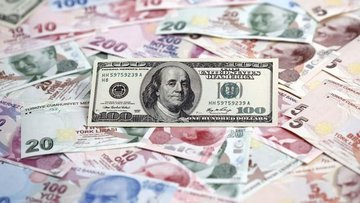 Dolar/TL akşam saatlerinde 4.57'de dalgalanıyor