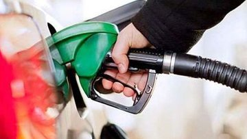 Benzin 25 kuruş, motorin 23 kuruş ve LPG Otogaz 9 kuruş z...