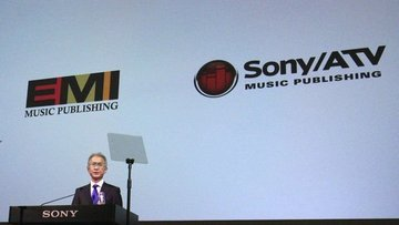 Sony Arap fonu Mubadala'dan EMI Music'i satın aldı