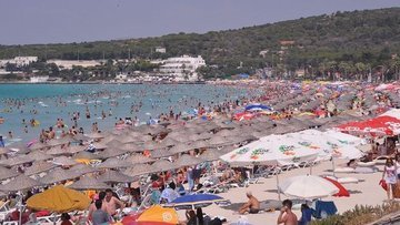 Turizmciler bayramda 700 bin tatilci bekliyor