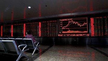 Küresel Piyasalar: Hisseler düştü, euro değer kaybetti
