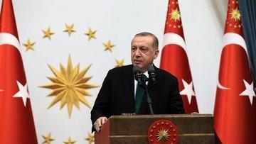 Erdoğan: Kurdaki dalgalanma ekonomik gerçek ile uyumlu değil