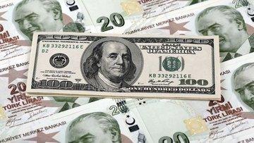Dolar/TL akşam saatlerinde 4.57'de seyrediyor