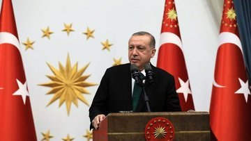 Erdoğan: Küresel yönetişim ilkelerine bağlı kalmayı sürdü...