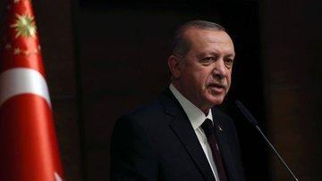 Erdoğan: Beyannamemizi yarın açıklıyoruz