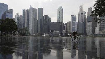 Singapur ilk çeyrekte yüzde 4.4 büyüdü