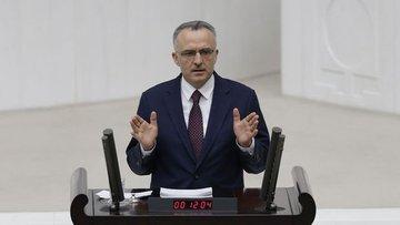 Maliye Bakanı Naci Ağbal: Mali disipline kararlılıkla dev...
