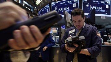Küresel Piyasalar: Hisseler düştü, euro yükseldi