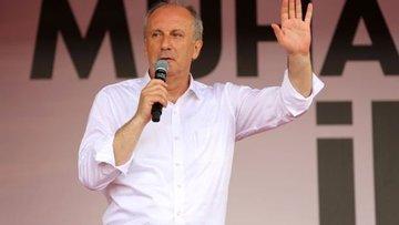 İnce: Vergiler inecek, Kanal İstanbul'u durduracağız