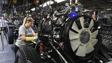 ABD'de dayanıklı mal siparişleri Nisan'da %1.7 düştü