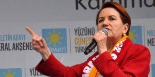 Meral Akşener: Kayseri'yi Milano gibi yapacağım