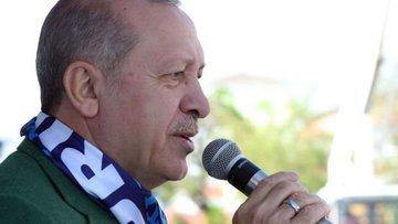 Erdoğan: Paranızı TL'ye yatırın