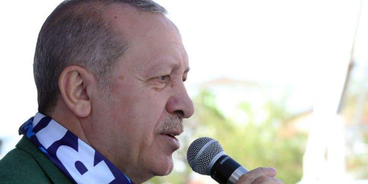 Erdoğan: Paranızı TL