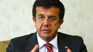 """""""Türk Eximbank'ın ihracatçımıza finansman desteği 13,3 mi..."""