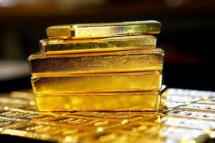 Türkiye altın rezervleri Nisan'da aylık 1.4 ton...