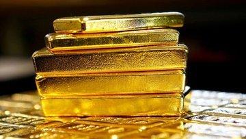 Türkiye altın rezervleri Nisan'da aylık 1.4 ton azaldı