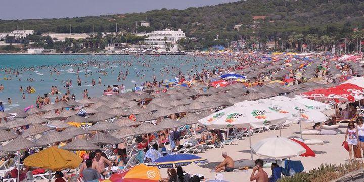 Bayramda Antalya otelleri yüzde 100 dolu