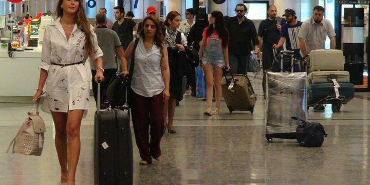 Yabancı turist sayısı Ocak-Nisan döneminde yüzde 32 arttı