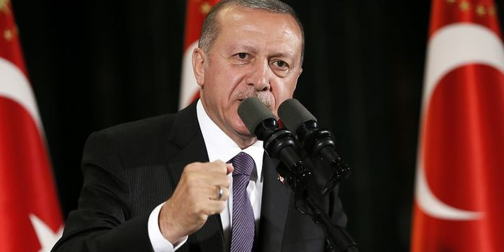 Erdoğan: Kur üzerinden oynanan oyunlarla 24 Haziran