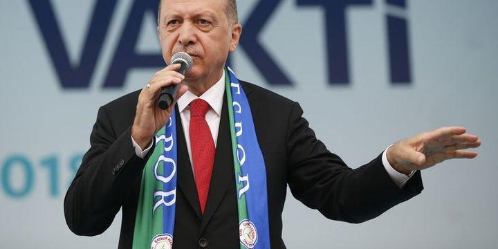 Erdoğan: Bunun adı siyaset değil, omurgasızlık