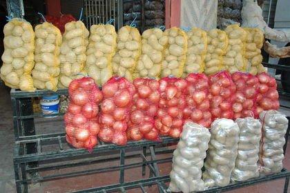 Ramazanın 2. yarısında en çok patates ve soğanı...