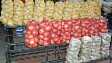 Ramazanın 2. yarısında en çok patates ve soğanın fiyatı a...